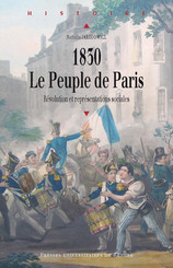 1830, le peuple de Paris