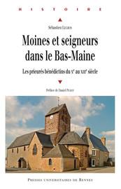 Moines et seigneurs dans le Bas-Maine