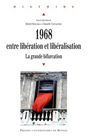 Le mai 1968 breton et ses acteurs face à une révolution pompidolienne en matière d'économie des territoires