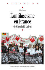 L'antifascisme en France