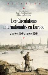 Les circulations internationales en Europe
