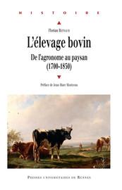 L'élevage bovin