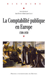 Comptabilité municipale et État moderne: l'adaptation de la comptabilité de la ville de Douai aux XVIe et XVIIe siècles