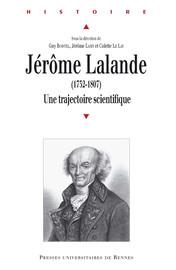 Lalande, père fondateur et premier patron du Bureau des longitudes (1795-1807)