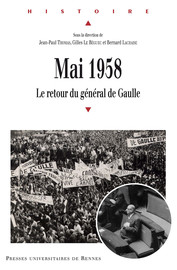 Les entourages et les initiatives gaullistes au début de 1958
