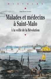 Malades et médecins à Saint-Malo