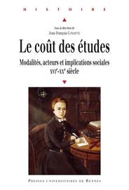 Les familles et le coût de la mise en pension dans les collèges de la France septentrionale (1750-1789)