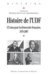 Histoire de l'UDF