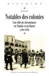 Notables des colonies