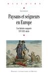 Paysans et seigneurs en Europe