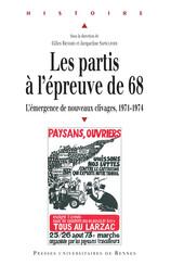 Les partis à l'épreuve de 68