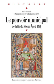 La vénalité des offices politiques et perpétuels de la municipalité de Paris (procureur du roi, greffier et receveur de la ville), XVIe siècle-années 1750