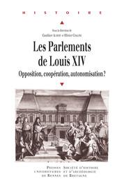 Louis XIV et le parlement de Franche-Comté