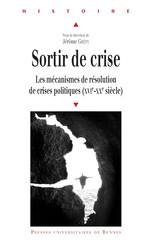 Sortir de crise