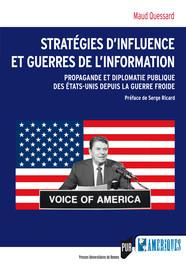 Stratégies d'influence et guerres de l'information