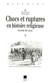 Les clercs et l'Église du Québec et de la Vendée face à l'Histoire, fin XIXe-début XXe siècles