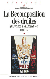 Presse de droite, presse des droites à la Libération (1944-1948)