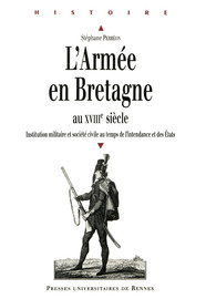 L'armée en Bretagne au XVIIIe siècle
