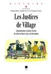 Les justices de village
