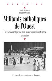 Les relations entre le clergé et les associations                     catholiques dans le diocèse de Coutances et d'Avranches au tournant des XIXe et XXe siècles