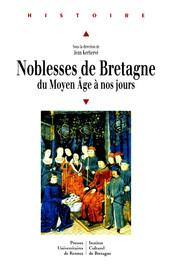 Noblesses de Bretagne