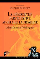 La démocratie participative au-delàde la proximité