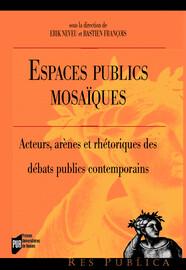 Espaces publics mosaïques
