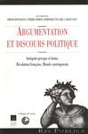 Argumentation et discours politique
