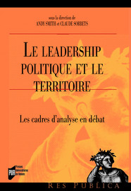 5. Le leadership institutionel