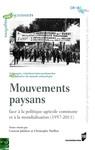 Mouvements paysans face à la politique agricole commune et à la mondialisation (1957-2011)