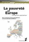 La pauvreté en Europe