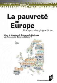 Chapitre 1. La pauvreté dans l'espace européen: grilles de lecture