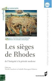 Le siège de Rhodes (305-304) : l'organisation de la défense