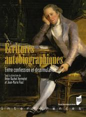 Écritures autobiographiques