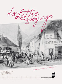 La Lettre De Voyage Presses Universitaires De Rennes