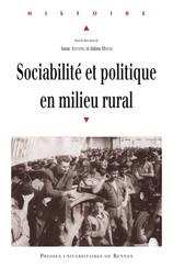 Sociabilité et politique en milieu rural