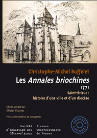 Christophe-Michel Ruffelet. Les Annales briochines, 1771