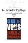 Les partis et la République