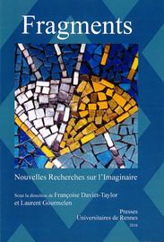 Une poétique du vestige: l'écriture du fragment chez Pascal Quignard
