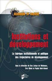 Penser l'Économie, les institutions et la dynamique         institutionnelle à partir de Karl Polanyi