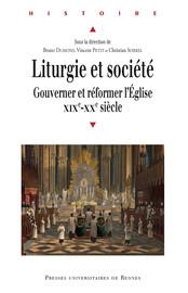 D'un siècle l'autre : réflexions sur deux mo(uve)ments liturgiques