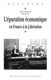 L'épuration des instances économiques en Seine-Inférieure
