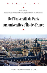 De l'université de Paris aux universités d'Île-de-France