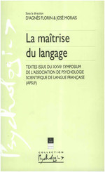 La maîtrise du langage