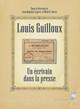 Louis Guilloux à Ce soir (1937): l'attraction dans le système d'action communiste