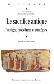 Le sacrifice antique