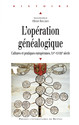Cercles savants et pratique généalogique en France (fin XVIe siècle-milieu du XVIIe siècle)