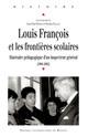 Louis François ou les avatars du modèle scout