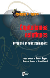 Conclusion. L'évolution de la diversité des capitalismes asiatiques: de la crise asiatique à la crise des subprimes