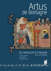 De l'usage des bois gravés dans les éditions d'Artus de Bretagne du xvie siècle